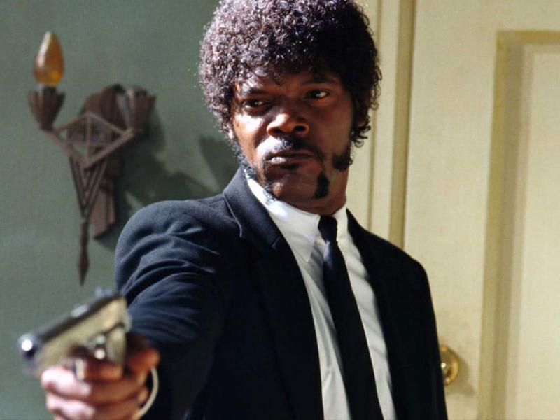 Pulp Fiction, Samuel L. Jackson celebra il suo Jules con una nuova foto social