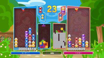 Puyo Puyo Tetris: video gameplay