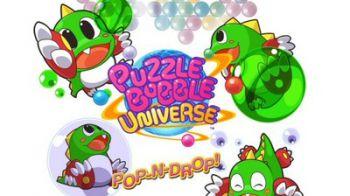 Puzzle Bobble Universe arriverà su Nintendo 3DS ad Aprile