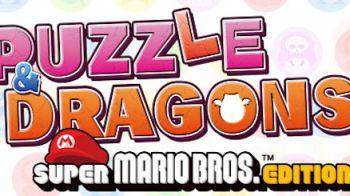 Puzzle & Dragon Z e Puzzle & Dragons Super Mario Bros Edition disponibili a maggio in Europa