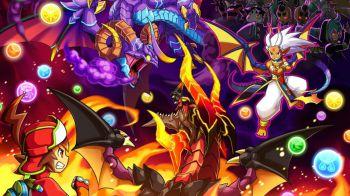 Puzzle & Dragons X: 12 minuti di gameplay