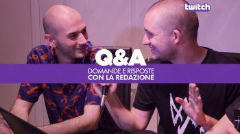 Q&A: Domande e Risposte con la redazione in diretta dalle 17:00
