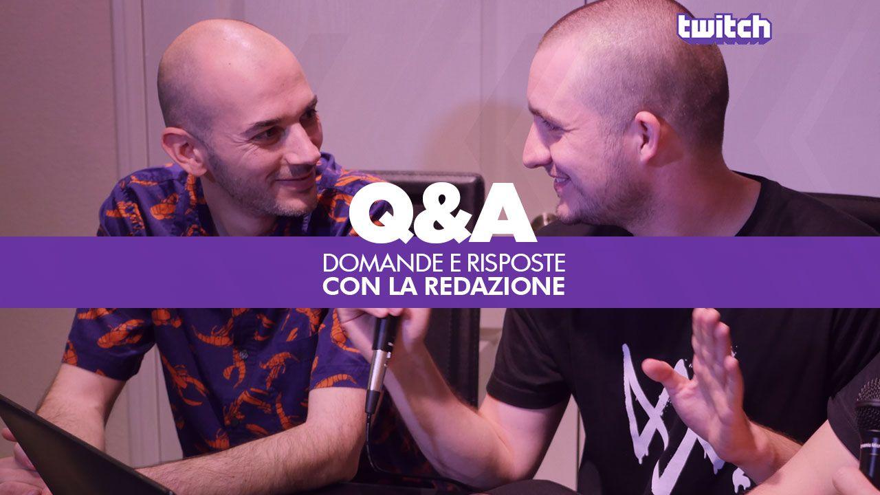 Q&A: Domande e Risposte con la redazione - Replica Live 30/09/2016