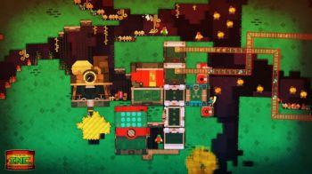 Q-Games sta sviluppando PixelJunk Inc. per PC