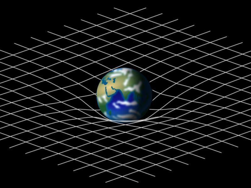 Qual è la forma dello spazio tempo? Perfettamente liscia o schiumosa?