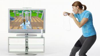 Qualche immagine per EA Sports Active