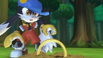 Qualche immagine per Klonoa nella sua versione Wii
