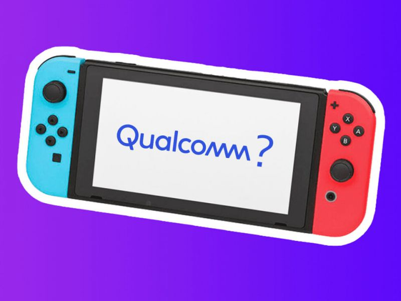 Qualcomm working on a console similar to Nintendo Switch, will it be released in 2022?