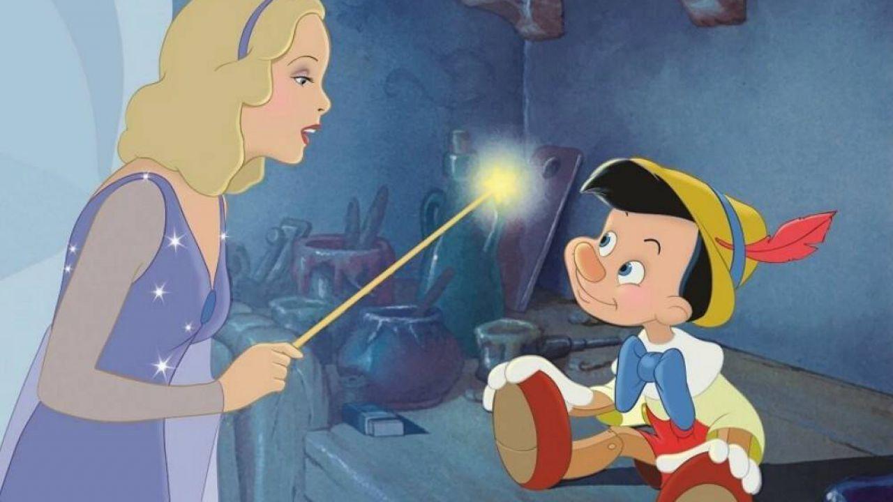 Quale di questi modi di dire non viene citato nella favola 'Le avventure di Pinocchio'?
