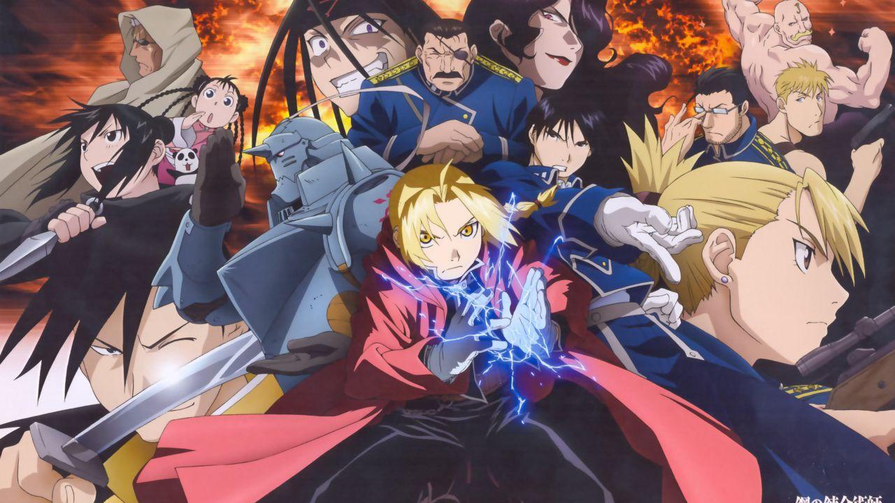 Quali sono i migliori anime del 2010 secondo i giapponesi? In lista c'è FMA: Brotherhood