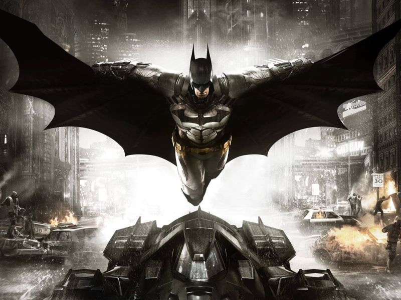 What are the best Batman video games ever released?