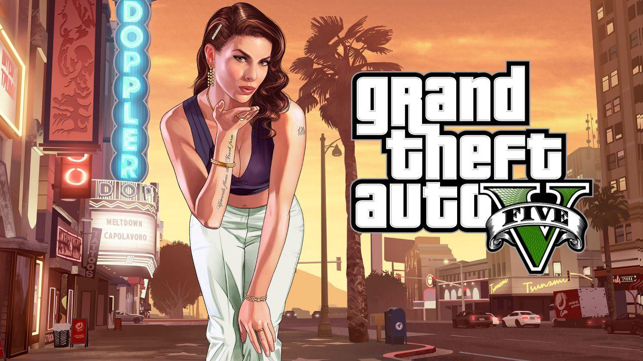 Quando esce GTA 5 per PlayStation 5?