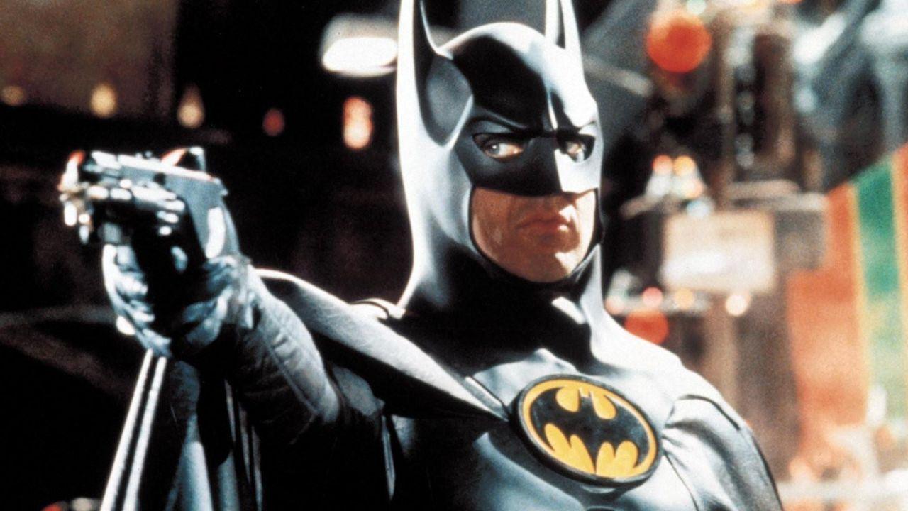 Quando Michael Keaton spoilerò Batman al pubblico il giorno prima dell'uscita. Video