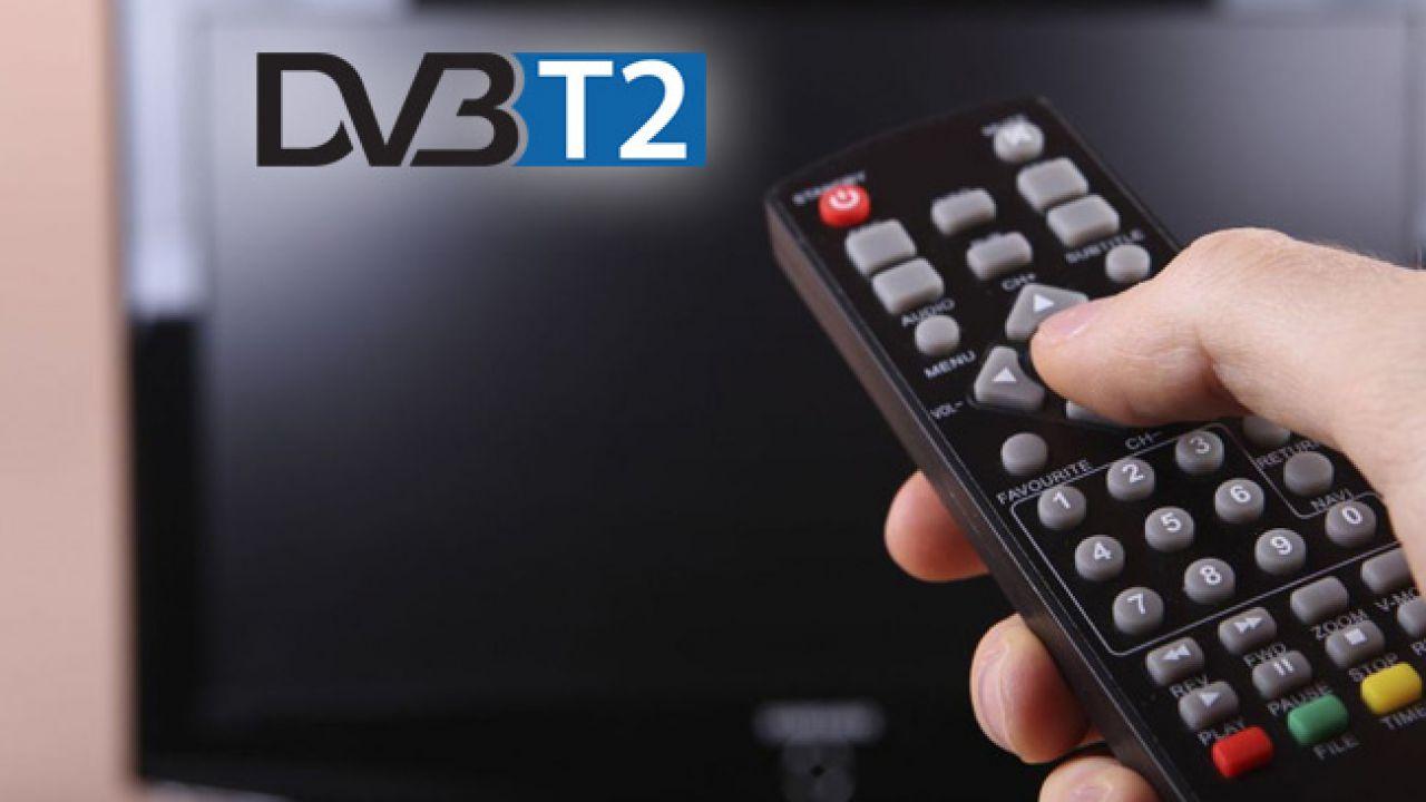Quando si passa al DVB T2? Il calendario completo dello switch off