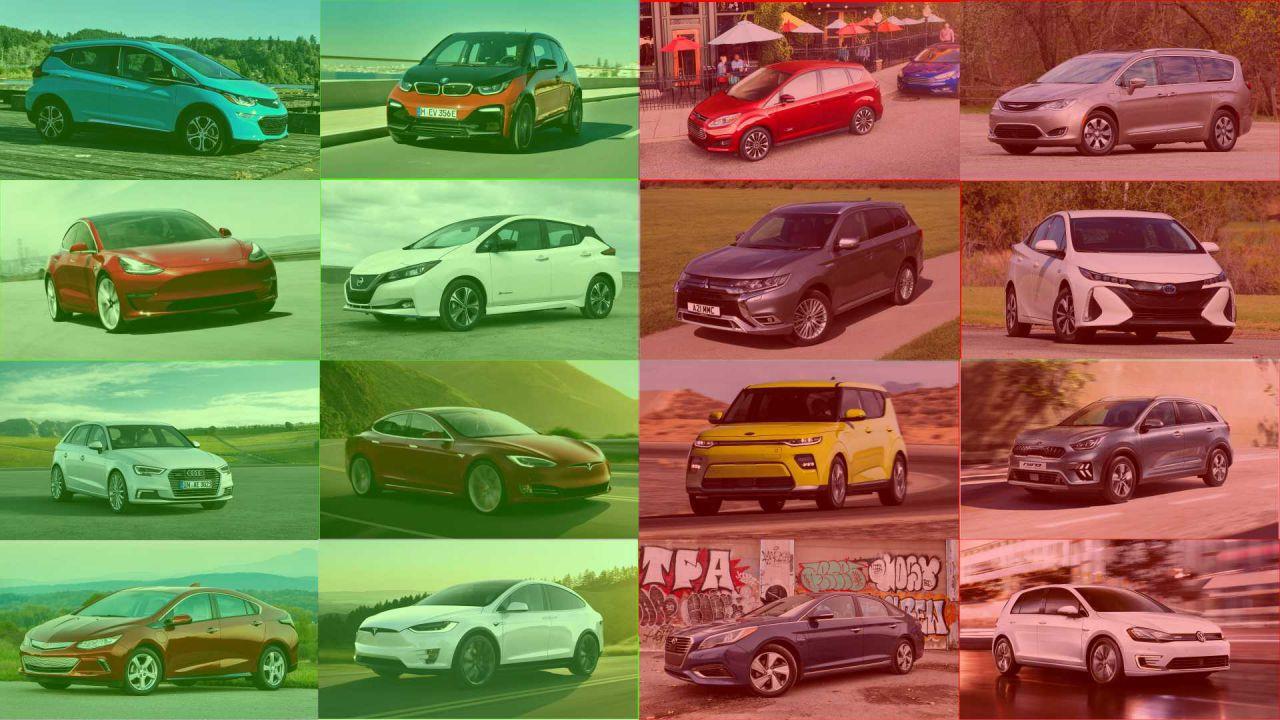 Quanta carica perdono le auto elettriche dopo un anno di vita? Top e Flop 10