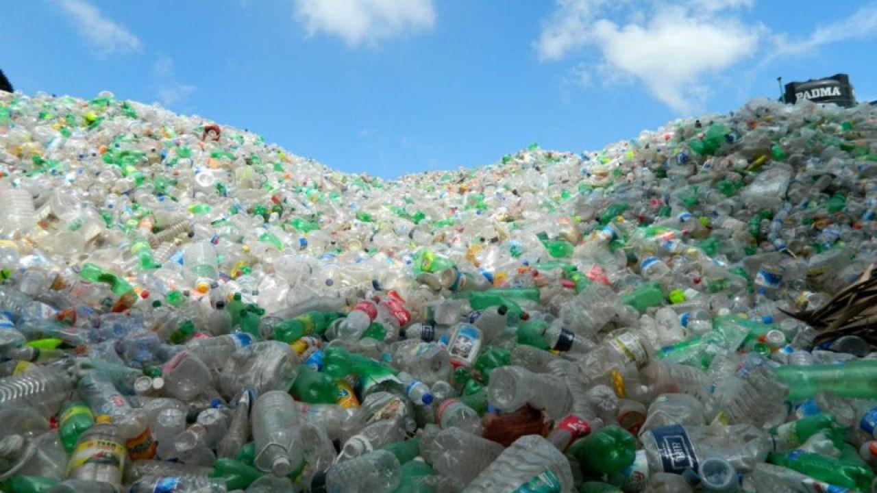 Quanta plastica viene effettivamente riciclata ogni anno?