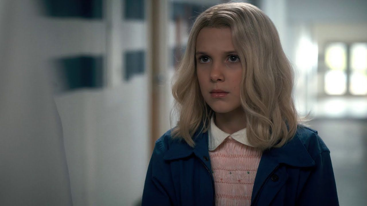 Quante parole dice Undici nella prima stagione di Stranger Things?