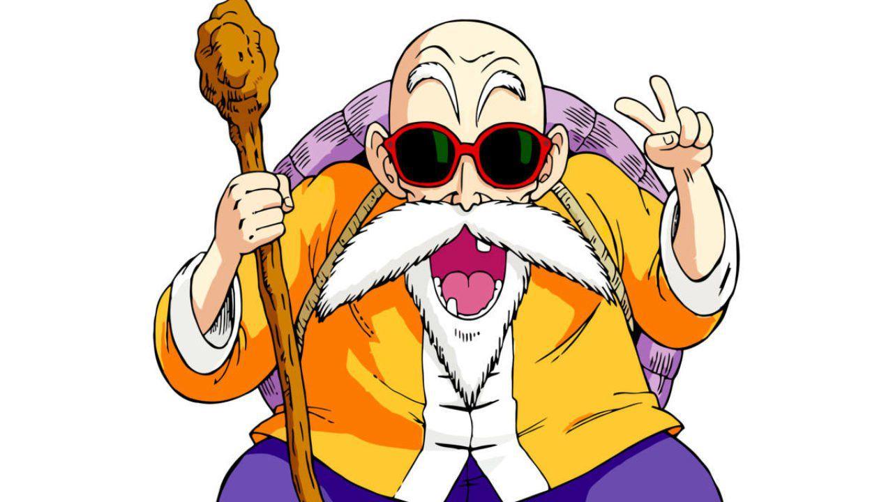 Quanti anni ha il Genio delle Tartarughe? Scopriamo l'età di Muten in Dragon Ball