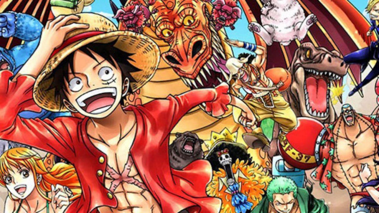 Quanti sono i personaggi di One Piece? Sì, sono più di 1000