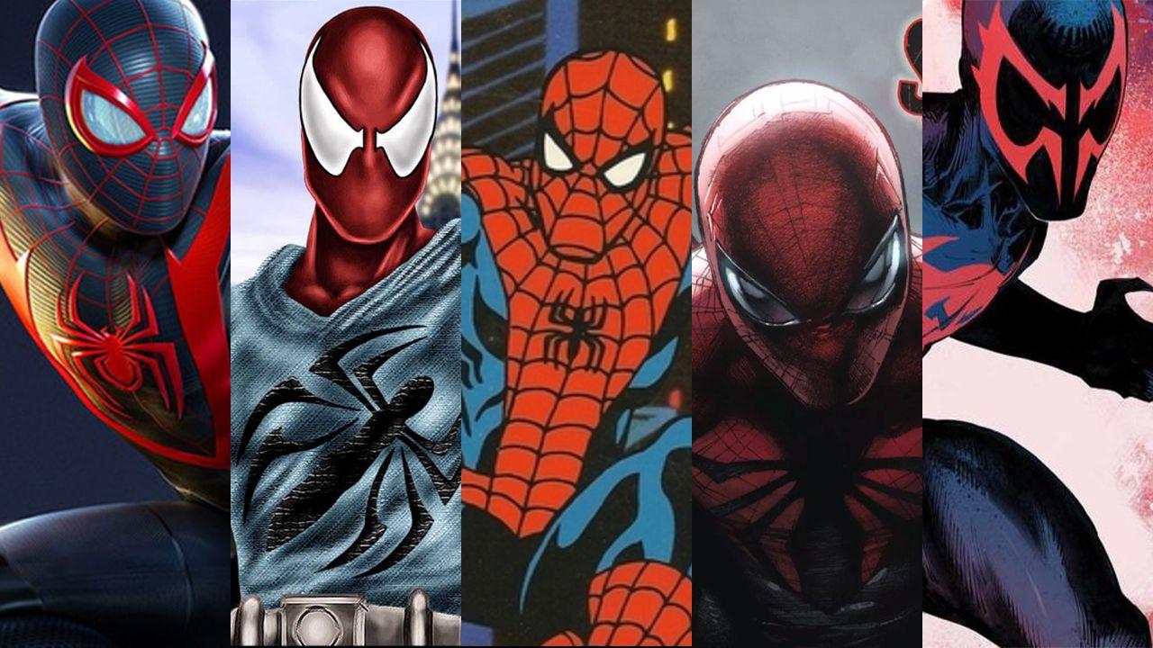 Quanti tipi di Spiderman esistono? I ragni più famosi dei fumetti