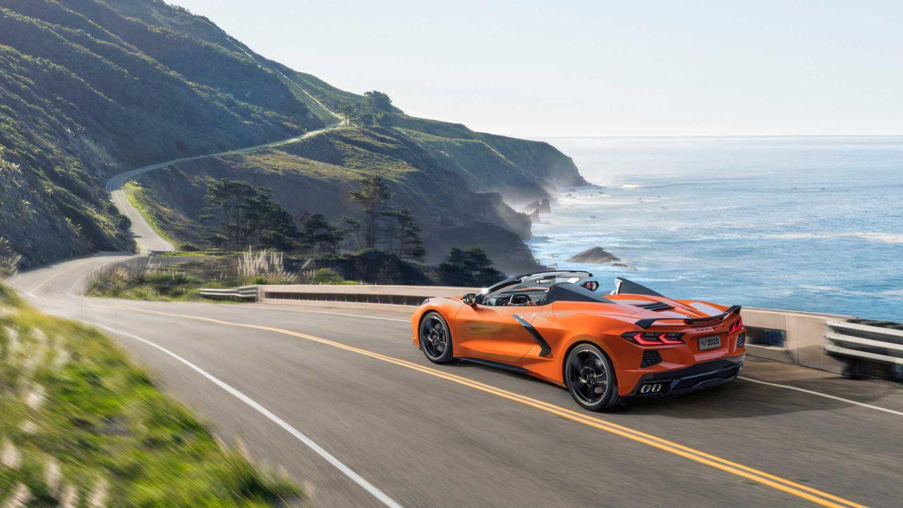 Quanto consuma la nuova Corvette C8 Stingray 2020? Potreste rimanere sorpresi...