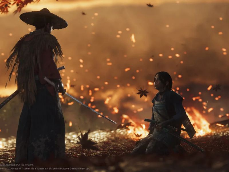How much does Ghost of Tsushima cost for PS4 and does it work on PS5?