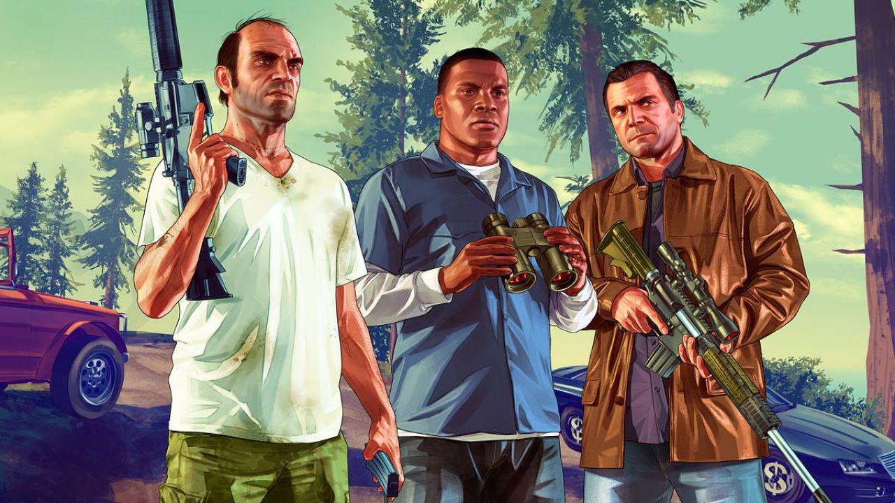 Quanto dura la trama principale di Grand Theft Auto 5?