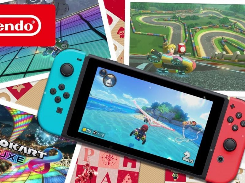 How much did the Nintendo Switch exclusives sell? The updated list
