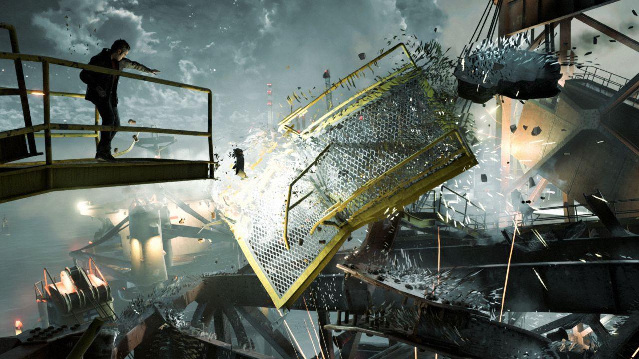 Quantum Break: ecco il bonus per chi pre-ordina il gioco da GameStop