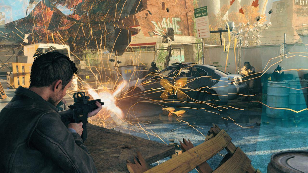 Quantum Break: frame rate stabile a 30 fps su Xbox One