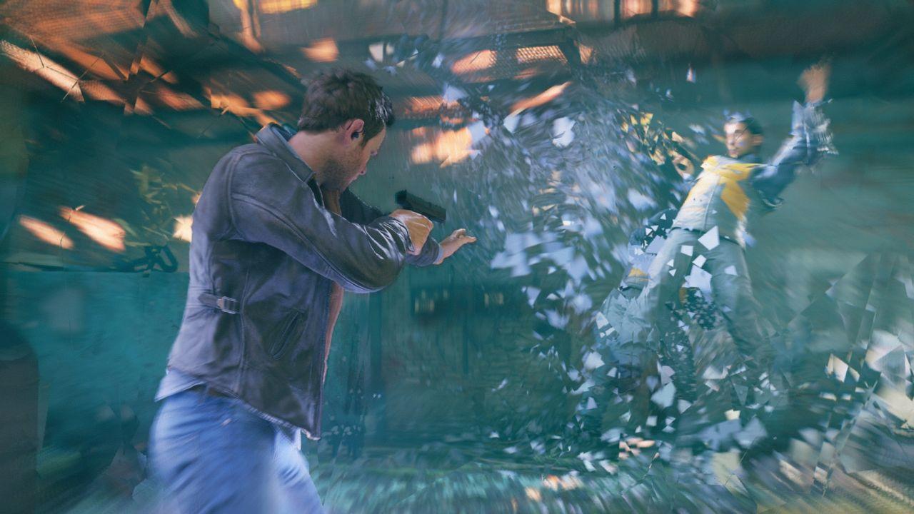 Quantum Break: Godiamoci un'ora di gameplay