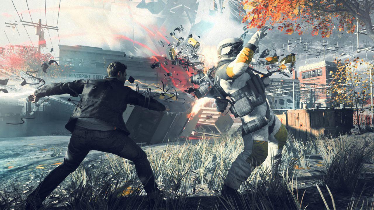Quantum Break: un look da pirata per chi ha scaricato illegalmente il gioco