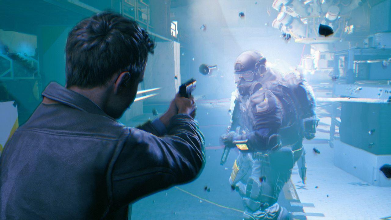 Quantum Break: nuova comparativa tra le versioni Xbox One e PC