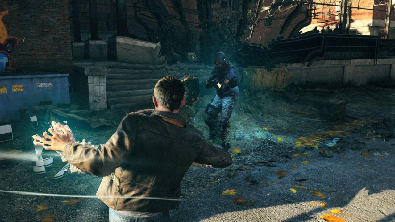 Quantum Break: nuove immagini artwork mostrano i soldati Monarch e la tecnologia del gioco