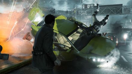 Quantum Break: Phil Spencer ne è entusiasta