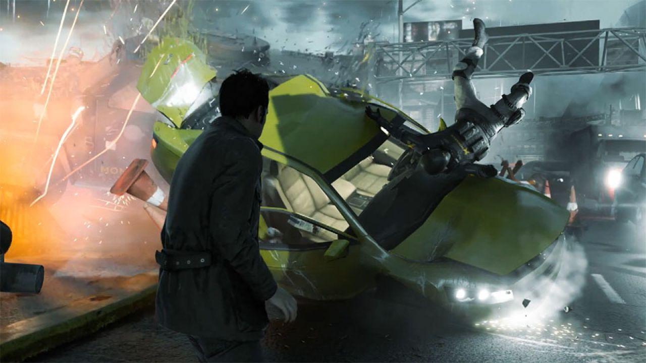 Quantum Break: Phil Spencer ne è entusiasta