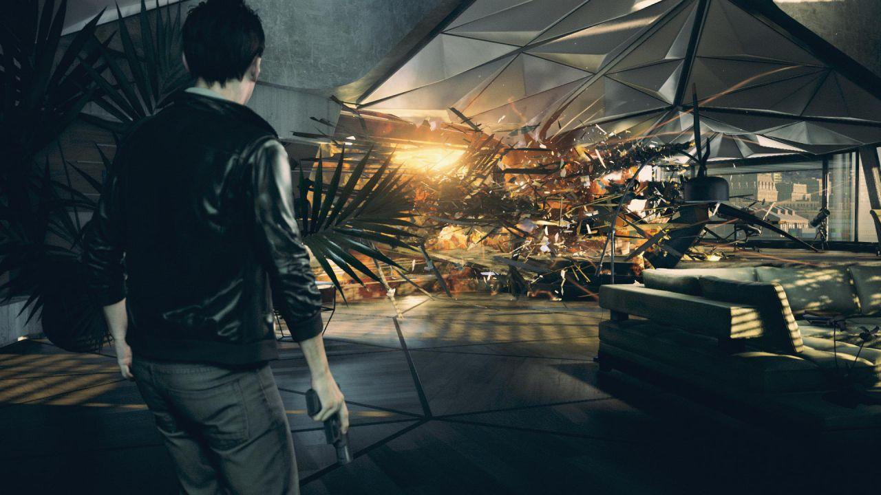 Quantum Break si mostrerà domani in un trailer