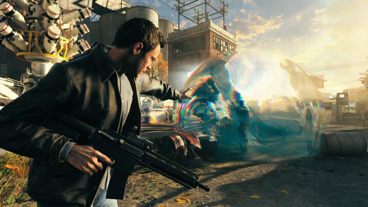 Quantum Break: un'ora di gameplay