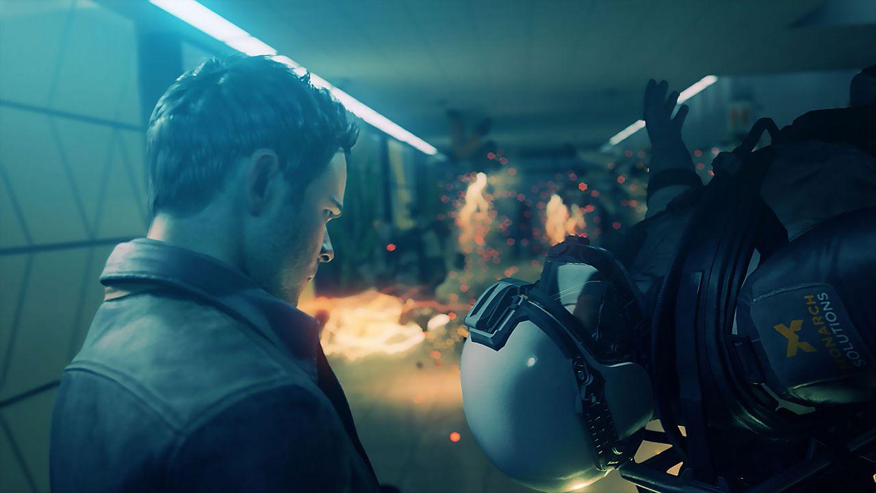 Quantum Break: la versione PC sarà disponibile nel pomeriggio