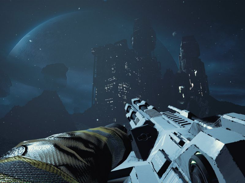 Quantum Error, the horror shooter in action: 18 minutes of video gameplay