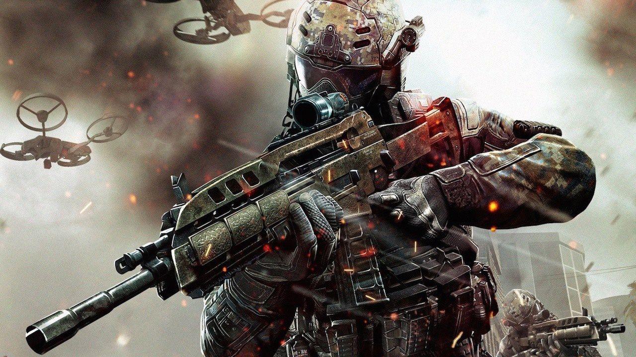 Quattro giocatori possono cooperare nella campagna di Call of Duty Black Ops 3
