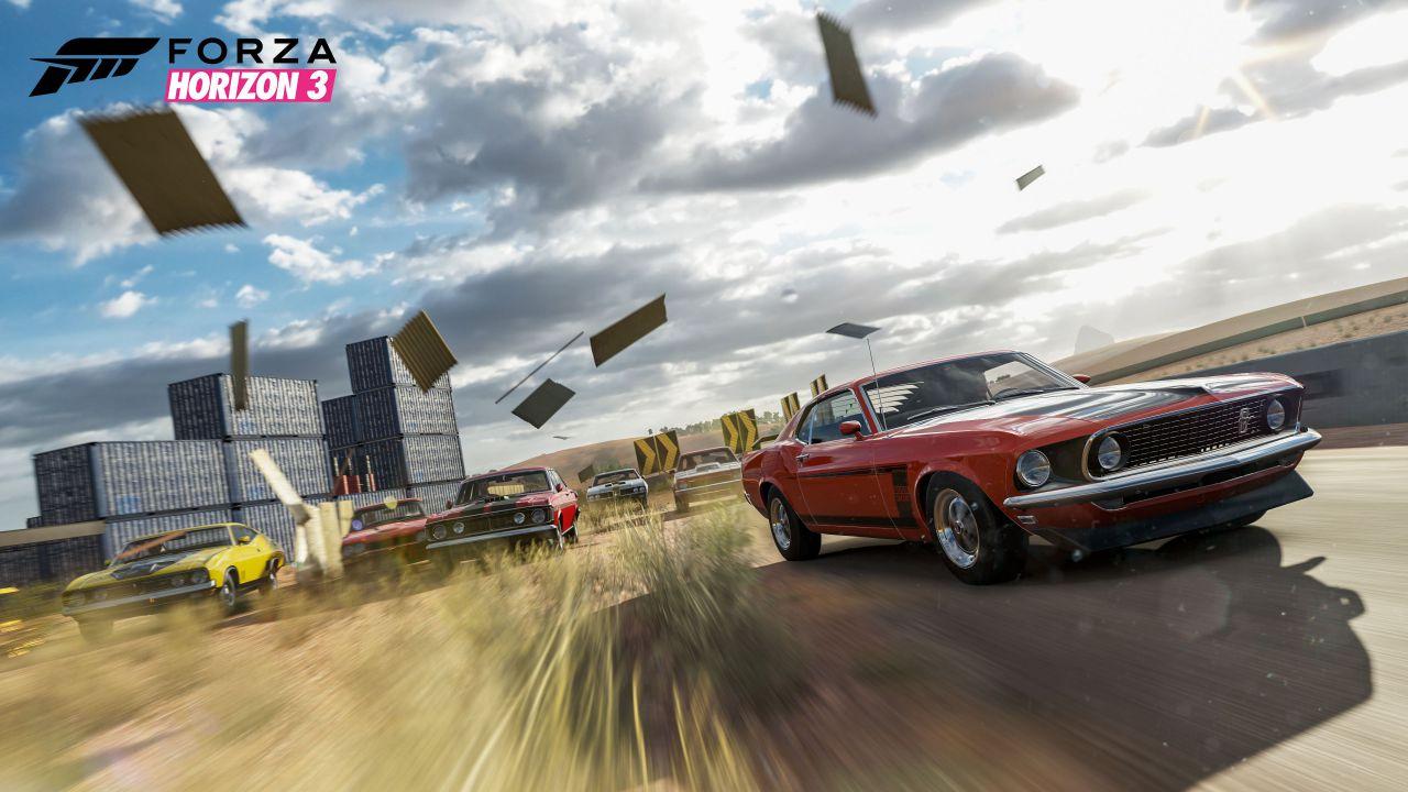 Quattro nuovi screenshot in alta definizione per Forza Horizon 3