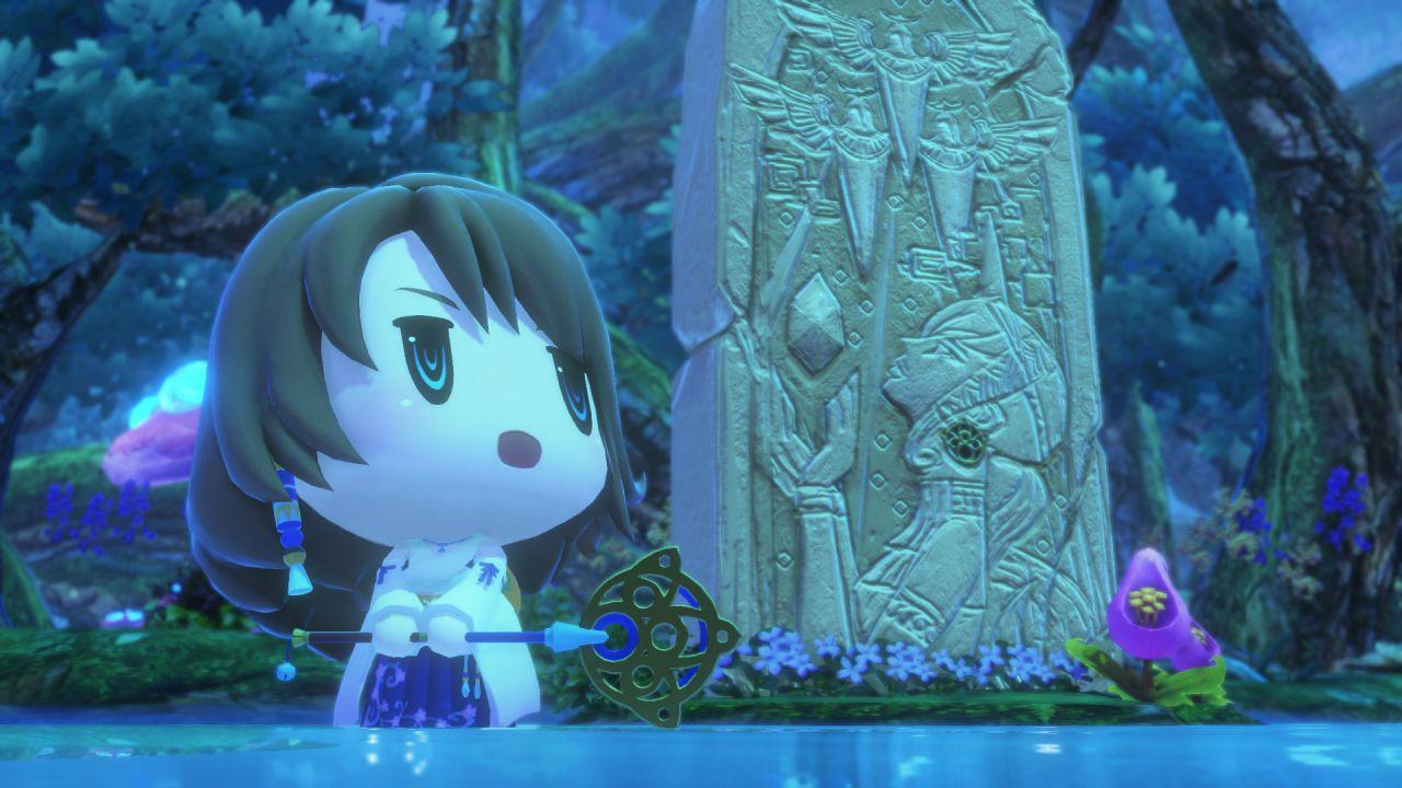 Quattro nuovi video per i personaggi di supporto di World of Final Fantasy