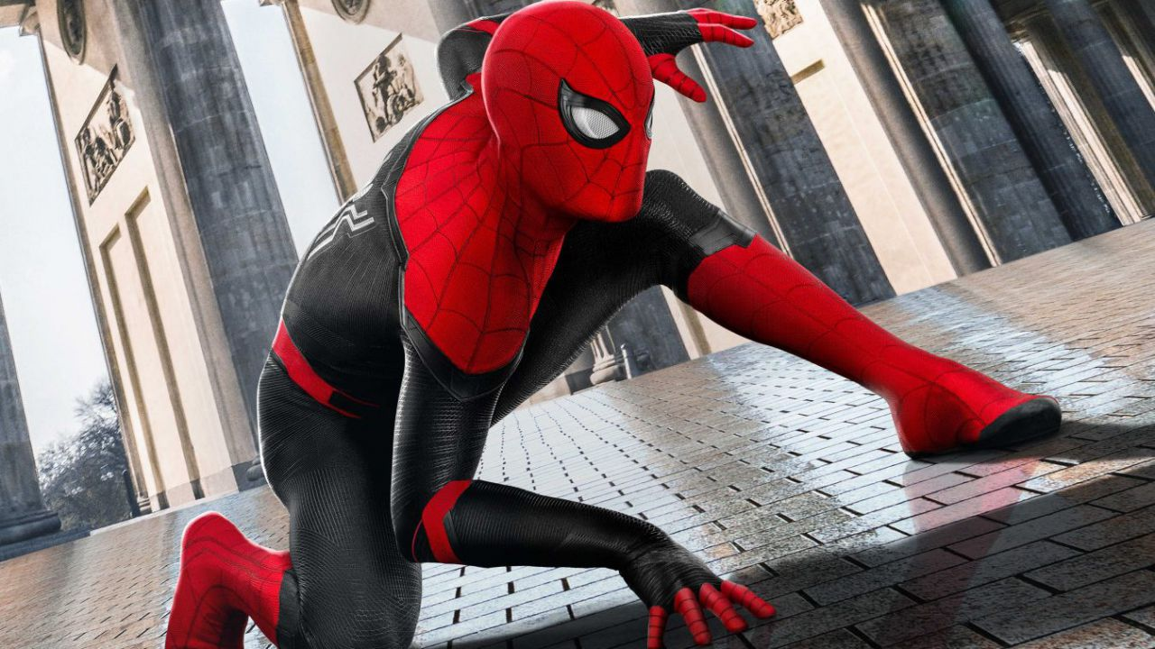 Quattro poster vintage dedicati alle Capitali europee per Spider-Man: Far From Home