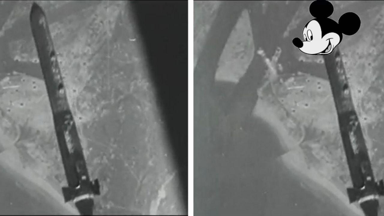 Quella volta in cui la Disney ispirò, con un corto, la creazione di una bomba anti-bunker