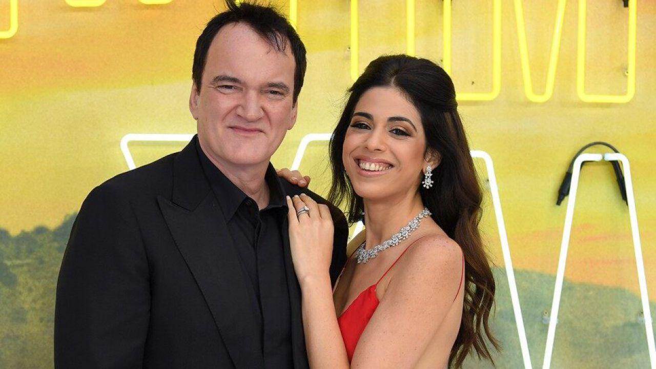 Quentin Tarantino Diventerà Papà La Moglie Daniella Aspetta