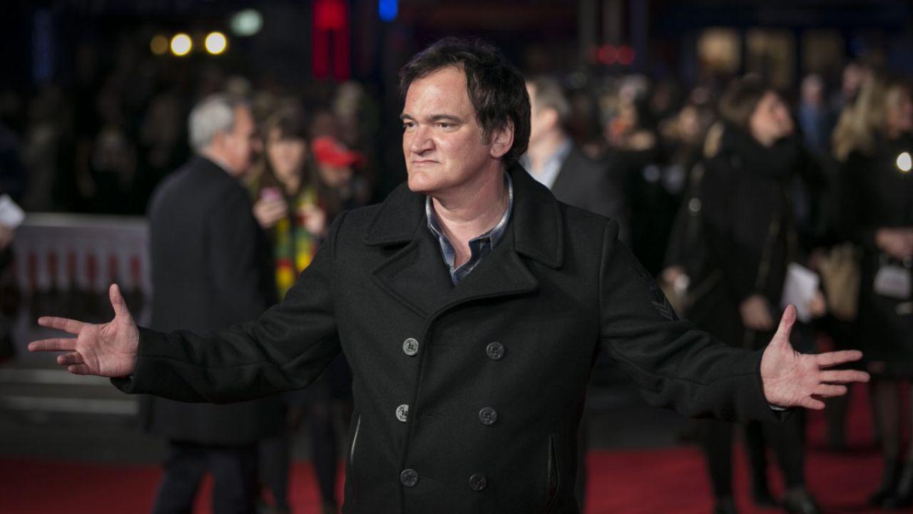 Quentin Tarantino: 'La mia carriera come un treno, il decimo film sarà l'ultima carrozza'