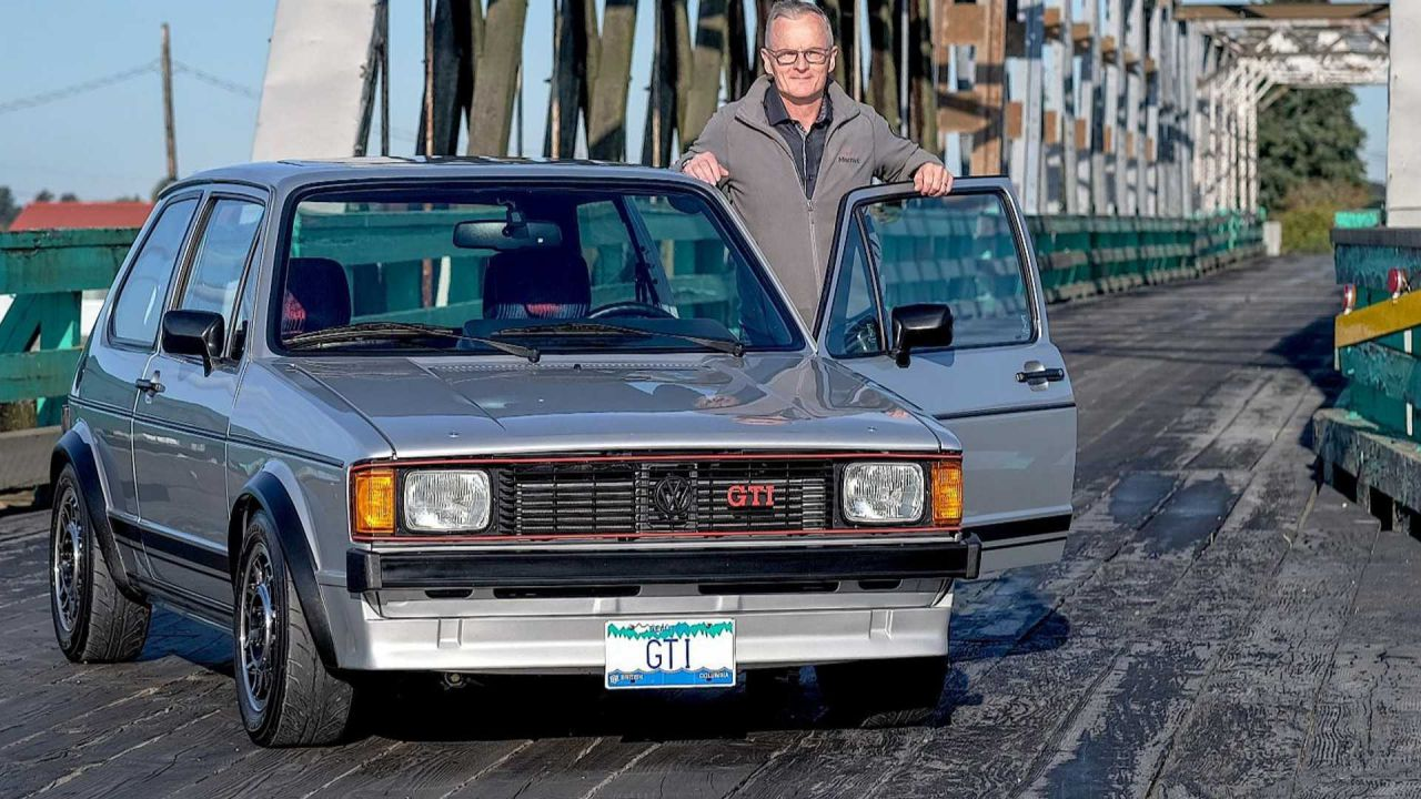 Quest'uomo ha speso 140.000 dollari sulla sua Golf GTI del 1983