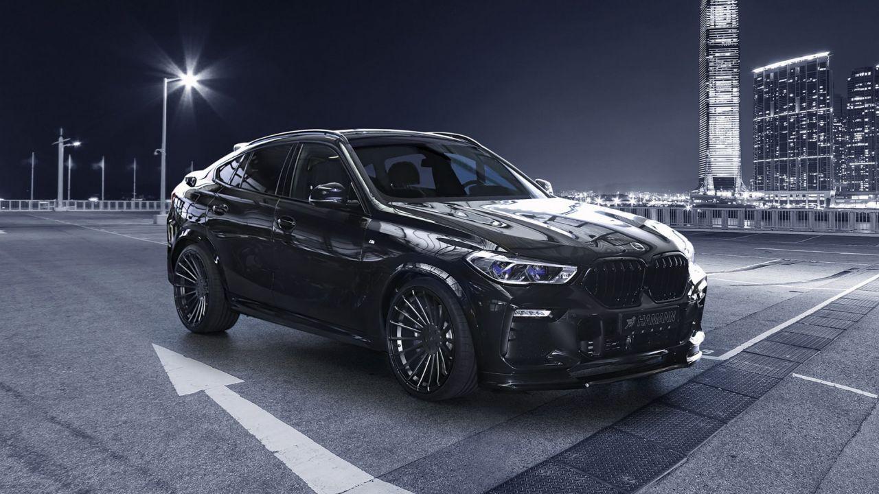 Questa BMW X6 è cattivissima, attenti a non farla arrabbiare
