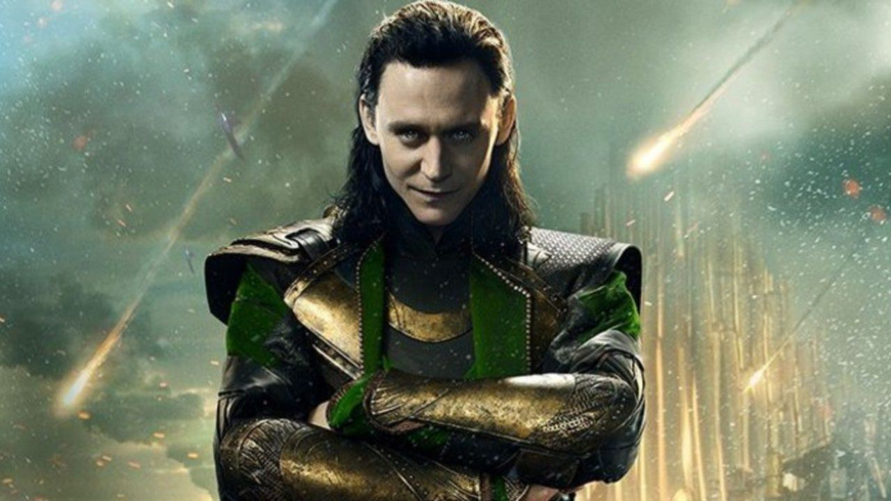 Questa fan art di Loki ci mostra il multiverso nella serie di Disney+
